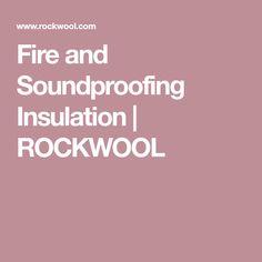 Best 25 Rockwool Sound Insulation Ideas On Pinterest