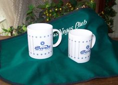 Las Vegas Sands Hotel and Casino Coffee Mugs by cynthiasattic, $19.99