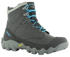 HiTec Mens Valkerie I WP Hiking BootBlackCharcoal115 M US -- Check out the image by visiting the link.