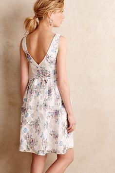 Peony Garden Dress - anthropologie.com