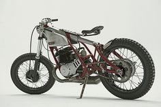 79′ Yamaha DT250 by Utopia Customs  |  Pipeburn.com