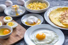 Café da manhã: 4 maneiras de preparar ovos que você não conhecia