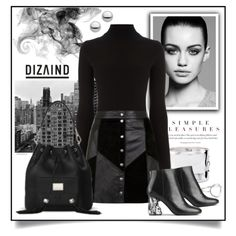 Designer Clothes, Shoes & Bags for Women Maria Black, Custom Bags, Acne Studios, Marc Jacobs, Style Inspiration, Warehouse, Pure Products, Stylish, Polyvore