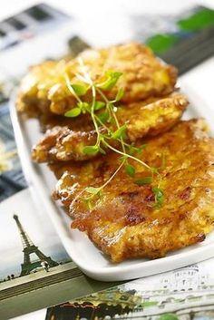 Kotlety po parysku Romanian Food, Polish Recipes, Polish Food, Food Design, Love Food, Food To Make, Food Porn, Food And Drink, Dinner Recipes