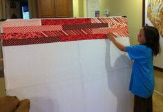 quilters design wall portable - Google Search