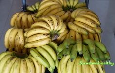 Woman Ate Nothing But Bananas for 12 Days, This is What Happened  I might have to try this out :D