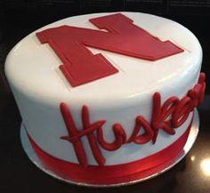 Huskers Cake