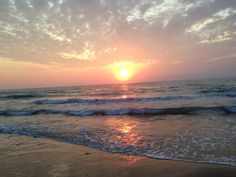 Sunrise in South Padre Island! Good Morning from South Texas Ya'll! LaCalavera