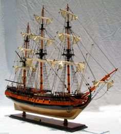 Nautical Handcrafted Decor and Ship Models: Decorative Boats