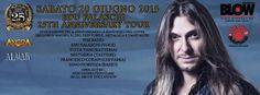 Metal Party - Edu Falaschi's Tour 2015