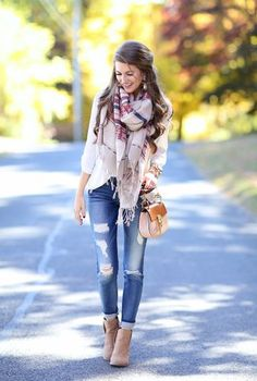 Last-Minute Thanksgiving Outfit Ideas... | Southern Curls & Pearls | Bloglovin