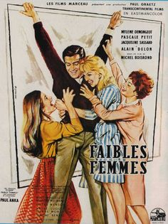 ALAIN DELON: FILMS DE COMEDIAS