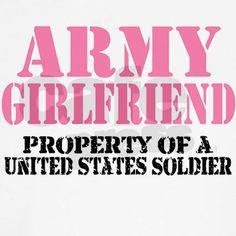 I love my army girlfriend
