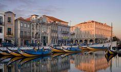 Aveiro - la Venecia de Portugal