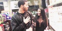 Drake Takes Nicki Minaj Snack Shopping (Video)