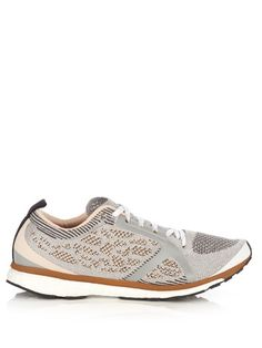 ADIDAS BY STELLA MCCARTNEY Adizero Adios trainers. #adidasbystellamccartney #shoes #sneakers