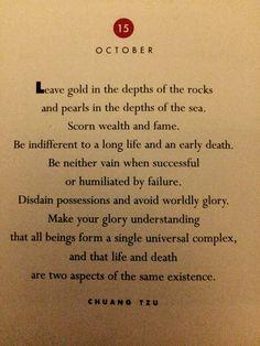 Chuang Tzu -Taoist Wisdom by Timothy Freke