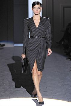 Salvatore Ferragamo Fall 2011 Ready-to-Wear Fashion Show - Isabeli Fontana 6a65dbe62b