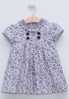 Adorable dress! Pili Carrera designs with great care and detail making every article unique for your tot.