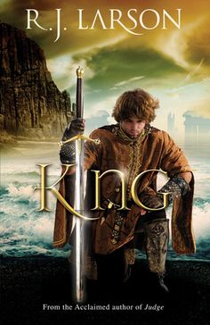 King by R.J. Larson:  Book 3 of my favorite trilogy ever!  loved the series. This is one I will definitely be re-reading several times. :)   Sad to see the end of the trilogy...can't wait to see more from R.J.