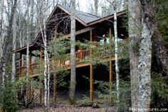 Log+Cabin+in+the+Woods | Secluded cabin in the woods: Romantic Log Cabin In Woods Near ...