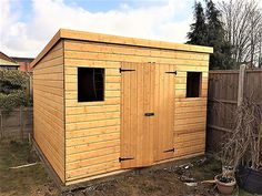 Visit our wooden garden shed gallery and view some of the fantastic sheds we make and sell. Check this out and find the one you are looking for today.