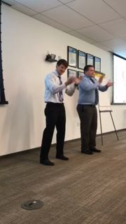 Yep, that's our Assistant Manager, Nathan, doing the chicken dance at work! 🐔We love this guy! He's fearless and always down to make the team happy. 😂 Thanks for being such a great role model, Nathan!👏 https://panel.socialpilot.co/site/video/glivnQ7P https://panel.socialpilot.co/site/video/glivnQ7P