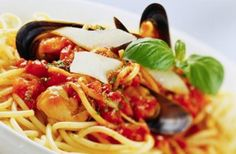 Italian Cuisine at It's Finest In San Antonio. Seafood Pasta Dishes, City Information, All About Italy, California Restaurants, Pizzeria, Pastry Cake, India, Tasty Dishes, Italian Recipes