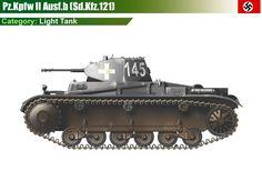 Pz.Kpfw II Ausf.b