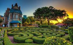 Garden Labirint