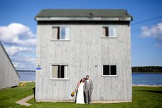 Our seaside chalets are the perfect accommodation choice for your wedding party!