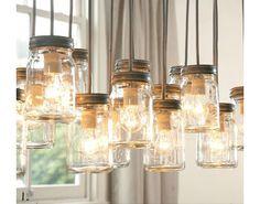 Lag lamper av Norgesglass!