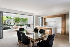 Lovely dining table Ozone - modern - Dining Room - Perth - Swell Homes