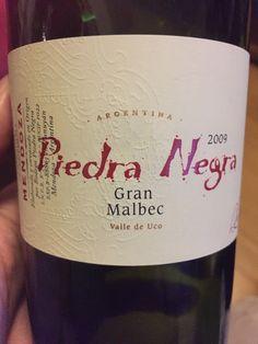 Gran Malbec - Malbec - 2009 - Piedra Negra - Mendoza, Argentina