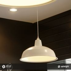 Flukte Pendant Lighting Collection - Aëon Illumination - Made to order industrial style feature pendant lights