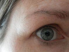 Augenbrauen nach fast ein Monat Monat, Top, Eye Brows
