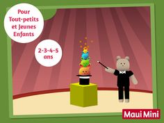 Maui Mini App Educational Games great for Toddlers and Preschoolers 2 - 5 year old. Educational Apps For Toddlers, Games For Toddlers, Educational Games, Maui, Preschool Games, Toddler Preschool, Google Play, Hidden Pictures, Cause And Effect