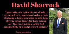 Optimism and Leadership