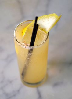 The Vanishing Point - a gin cocktail, perfect for summer