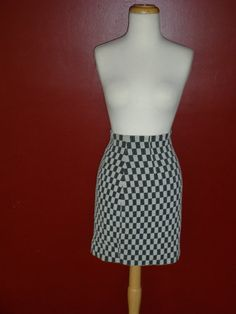 90s Vintage Angelo Tarlazzi Skirt by InstantVintage78 on Etsy, $100.00