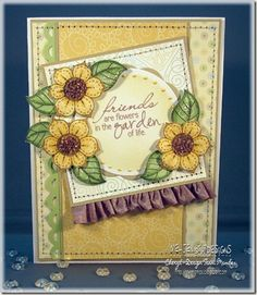 For more cards & projects like this, please see my blog http://shestamps.blogspot.com/