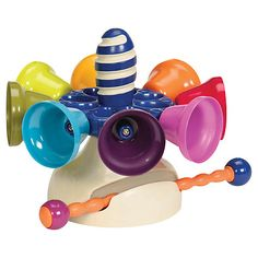 Buy Hand Bells Carousel & Beaters Online at johnlewis.com £38.99