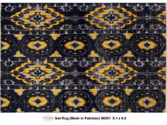 IKAT RUG - Stark Carpet Rugs. Available at the DD Building suite 1102 #ddbny #starkcarpet