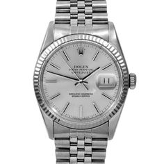 Men's Vintage Rolex- Oyster Perpetual Datejust