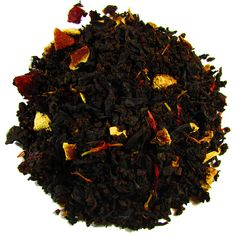 Cranberry Orange Black – Full Leaf Tea Company  Black tea, safflowers, cranberries, and orange peels are blended together with the infusion of cranberry and orange flavors to bring you a bold tea with a hint of sweet.
