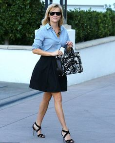 Reese Witherspoon Garderobe - The College Prepster