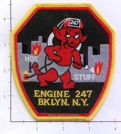 Engine 247 Fire Patch v6 Hot Stuff
