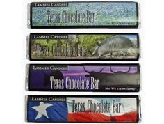 Texas Candy Bars (Assorted Themes) make a great addition to a wedding guest goodie bag.