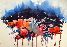 Watercolors 30x40 — 2015