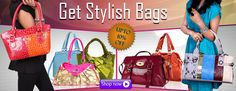 Bring to you a new incredibly stylish ladies handbag from Khoobsurati house..!!  Visit on this link for Stylish ladies handbags:-   http://khoobsurati.com/bags/hand-bags